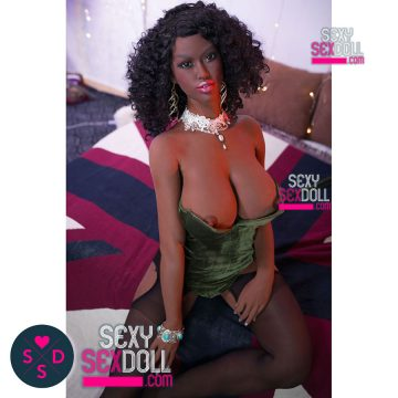 Hot Black Sex Doll