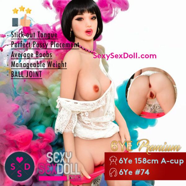 Wet Dream Sex Doll