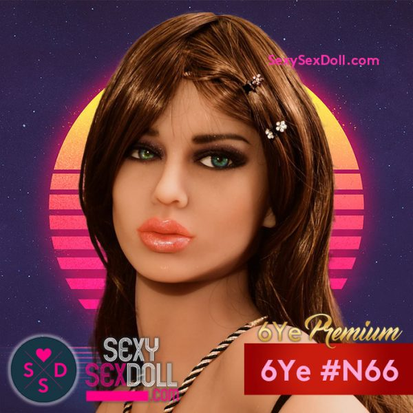 Thick Lips Sex Doll