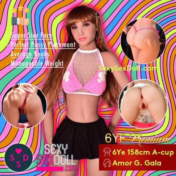Israeli Sex Doll