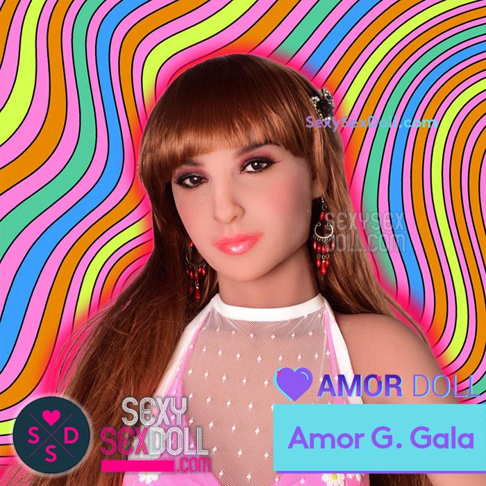Amor Doll Head G – Gala