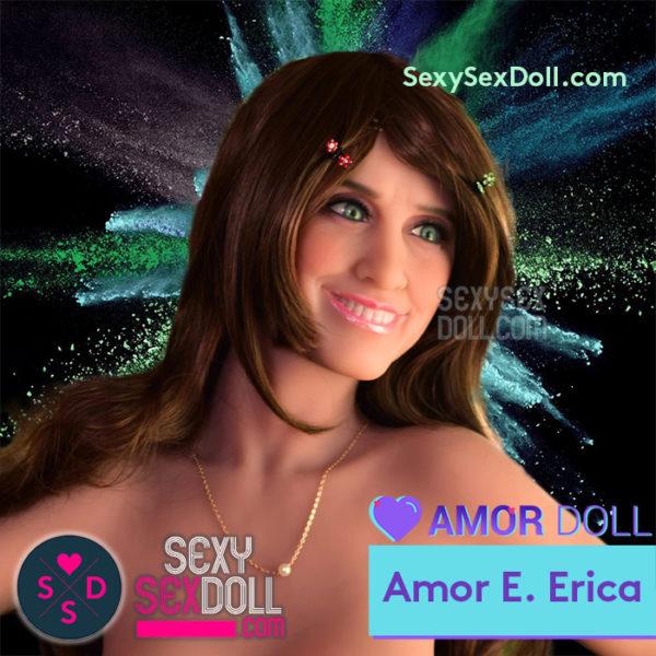 Auntie Sex Doll Head | Amor Erica