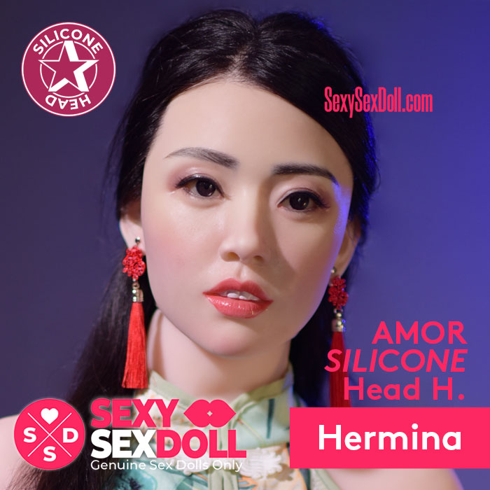 Amor Silicone Head H – Hermina