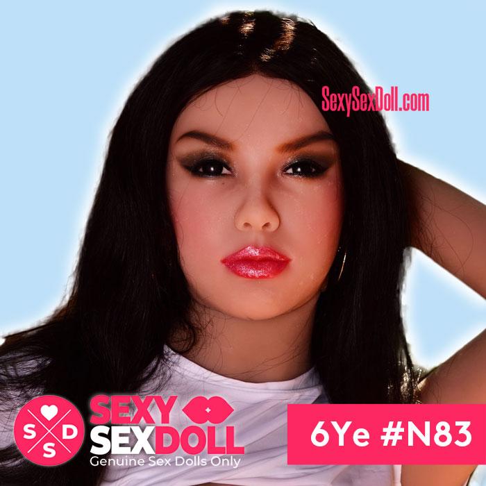 6Ye Head #N83