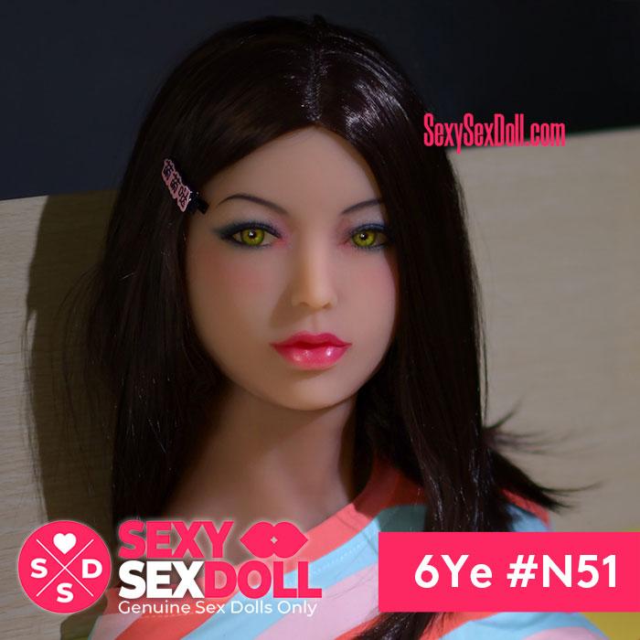 6Ye Head #N51