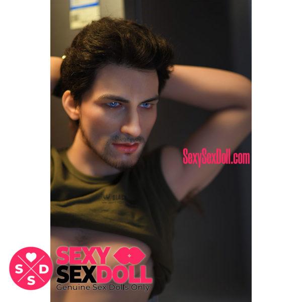 Male Model Doll
