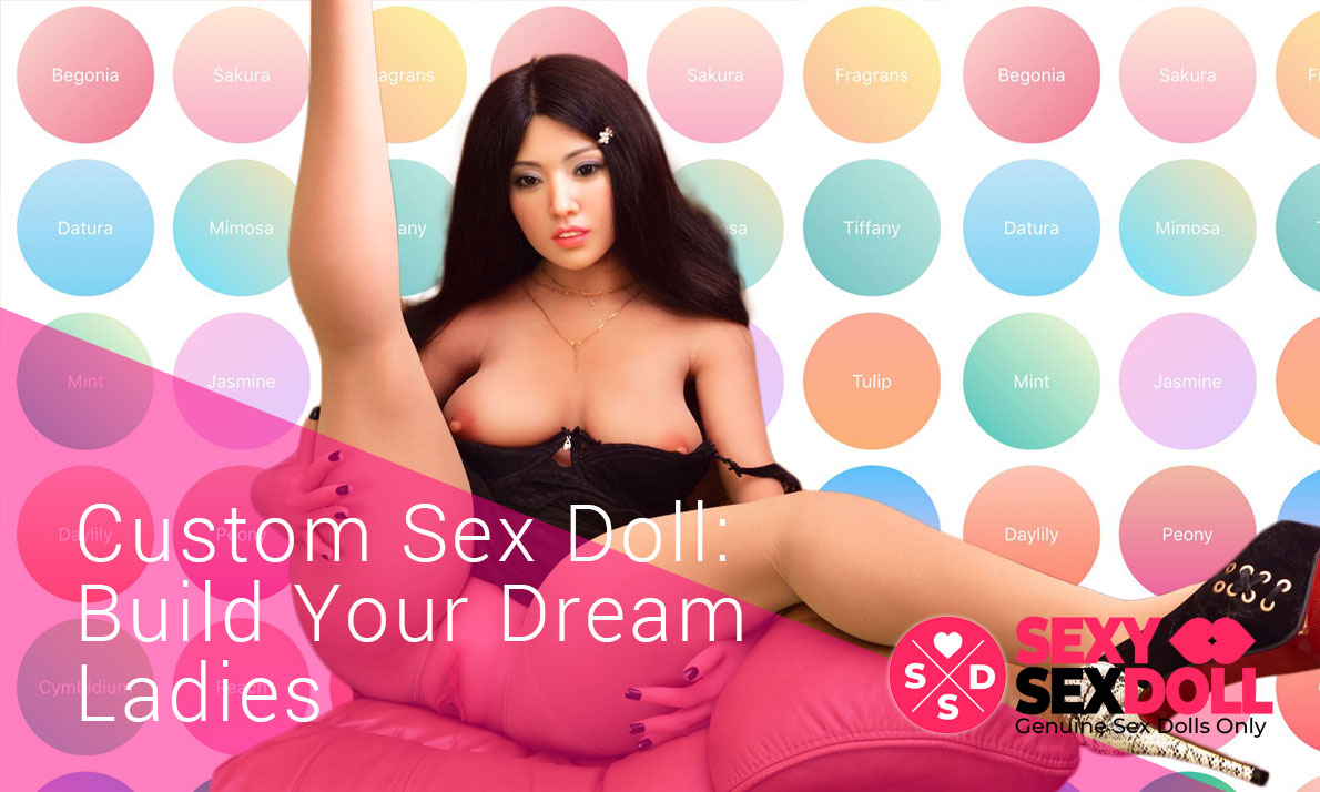 Create A Sex Doll