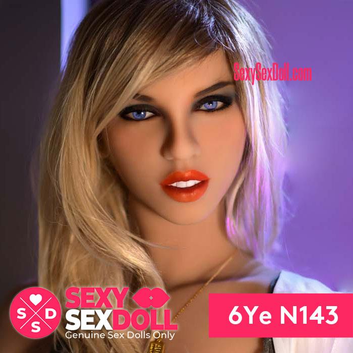 6Ye Head #N143
