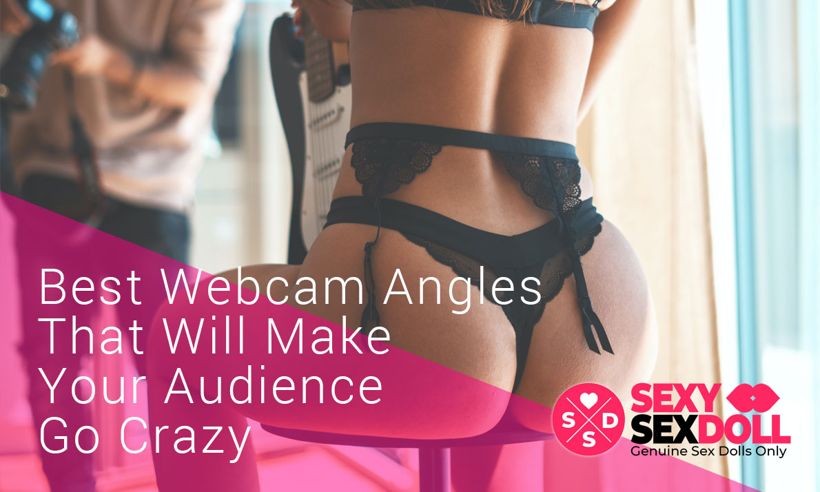 Best Webcam Angles That Will Make Your Audience Go Crazy