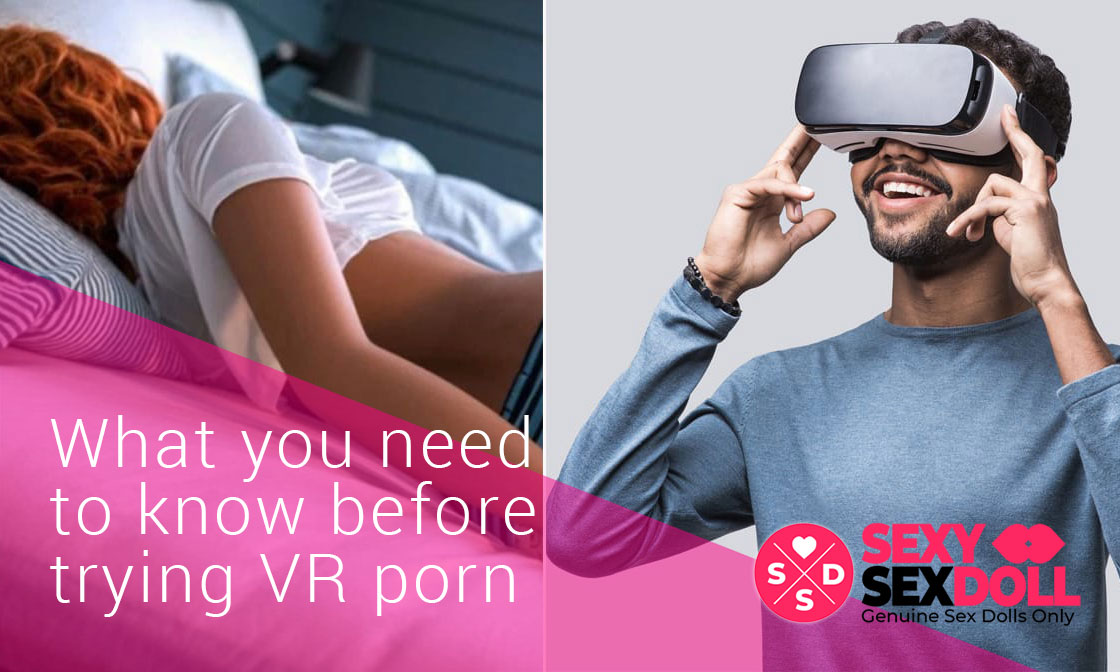What you need to know before trying VR porn for the first time