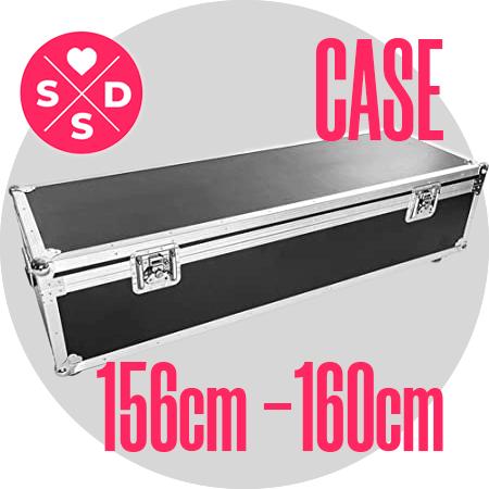 Case: 156cm – 160cm / 5'1″ – 5'3″