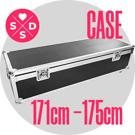 """Case: 171cm - 175cm / 5'7"""" - 5'9"""""""